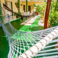 Lovely house with a pool in Varadero, hotel in Varadero