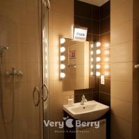 Very Berry - Garbary 27 - Apartament z balkonem, Old City, check in 24h