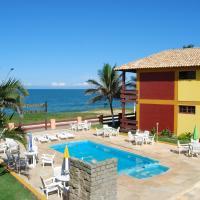 Pousada Portal da Barra, hotel in Marataizes