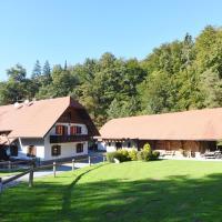 Turistična kmetija Šeruga, hotel in Novo Mesto