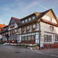 Hotel Engel, Sasbachwalden, отель в Засбахвальдене