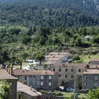 Terrasse de Malbeccu, hôtel à Casamaccioli