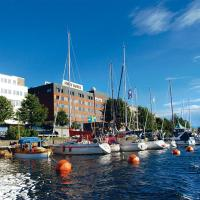 First Hotel Stadt, hotell i Härnösand