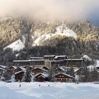 VVF Villages « Les Alpages du Queyras » Ceillac-en-Queyras, hotel in Ceillac