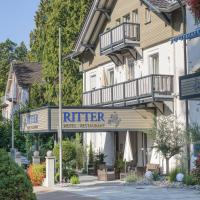 TOP CountryLine Hotel Ritter Badenweiler, Hotel in Badenweiler