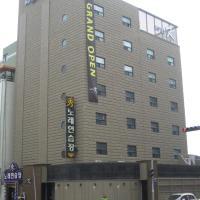 Hotel K, отель в городе Коян
