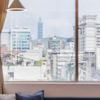 Wow Happy- Taipei, отель в Тайбэе