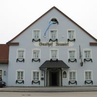 Hotel Neuwirt --Open Restaurant--, hotel in Hallbergmoos