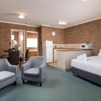 Corowa Bindaree Holiday Park, hotel em Corowa