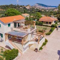 """Villa Iliogenniti, hotel near Zakynthos International Airport """"Dionysios Solomos"""" - ZTH, Kalamaki"""