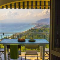villa panoramica, hotell i Lavagna
