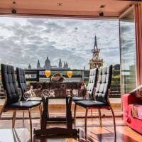 Unique Cozy Scenic Penthouse