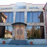 Hotel Giorgi, hotel in Tskaltubo