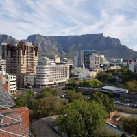 Panoramic Table Mountain view