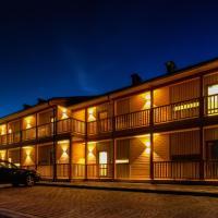 Bestes apartamenti, viešbutis mieste Kocēni