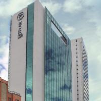 Hotel Estelar Square, hotel in Medellín