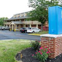Motel 6-Dayton, OH, hotel in Shanersville