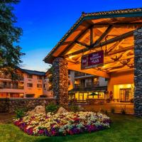Best Western Plus Kentwood Lodge, hotel in Sun Valley