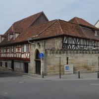 Hotel Hahnmühle 1323, hotel in Coburg