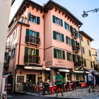 Hotel Lago Di Garda, hotell i Malcesine