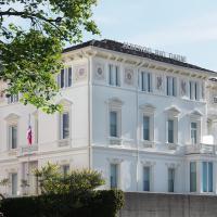 Hotel Rio Garni, hotel in Locarno