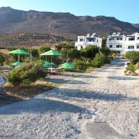 Akti Rooms, hotel in Xerokampos