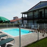 L'Auberge Everhotel de Tarbes-Ibos, hôtel à Tarbes près de: Aéroport de Tarbes-Lourdes-Pyrénées - LDE