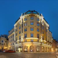 Grand Hotel Bohemia, hotel in Prague