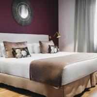 Arenas Atiram Hotels, Hotel im Viertel Les Corts, Barcelona