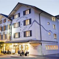 Hotel Alpbach, hotel di Meiringen