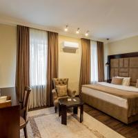 Ambassador, hotel in Almaty