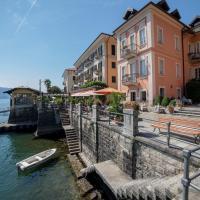 Hotel Cannero, hotell i Cannero Riviera