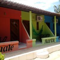 Pousada Chalé Mar Rio, hotel em Galinhos