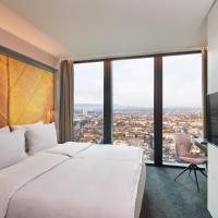 Hyperion Hotel Basel, hotel en Basilea