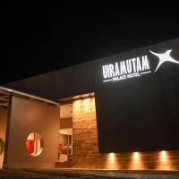 Uiramutam Palace Hotel, hotel in Boa Vista