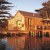 Boathouse - Birks River Retreat, hotel em Goolwa