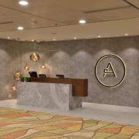 Aerotel Transit Hotel, Terminal 1, hótel í Singapúr