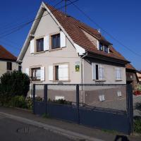 13 Rue de Sand, hotel in Matzenheim
