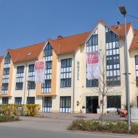 City Hotel Aschersleben, отель в городе Ашерслебен