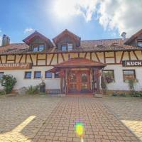 Hotel Kuchalber Hof, hotel in Donzdorf