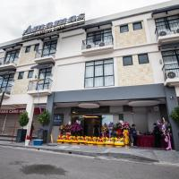 AMAMAS BOUTIQUE HOTEL KUCHING,古晉的飯店