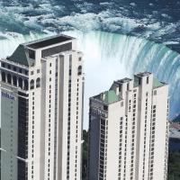 Hilton Niagara Falls/ Fallsview Hotel and Suites, hotel v destinaci Niagara Falls