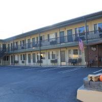 John Day Motel, hotel v mestu John Day