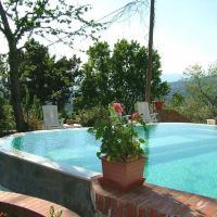 Porciano Villa Sleeps 4 Pool WiFi