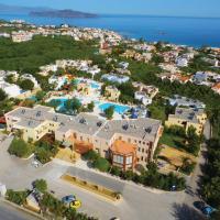 Sirios Village Hotel & Bungalows - All Inclusive, hotell i Kato Daratso