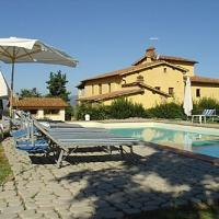 Castelfranco di Sopra Villa Sleeps 4 Pool