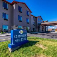 Cobblestone Hotel & Suites - Victor, hôtel à Victor
