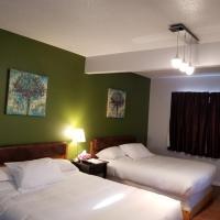 Sun Plaza Motel, hotel em Sundre