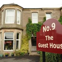 No 9 The Guest House Perth, hotel in Perth