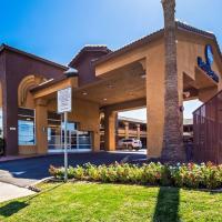 Best Western Heritage Inn, hotel in Bakersfield